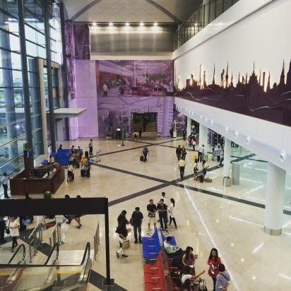 Phnom Penh Int'l Terminal - Brand New!